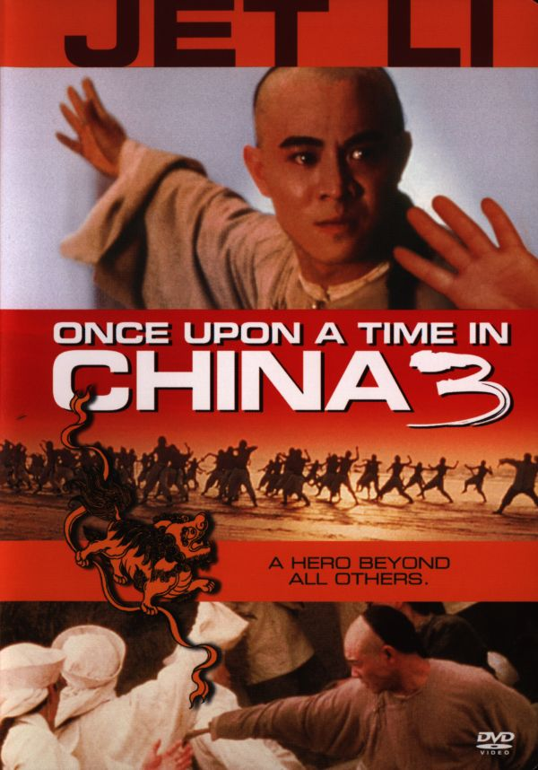 Once Upon a Time in China III movie